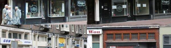 Amsterdamse winkelpuien