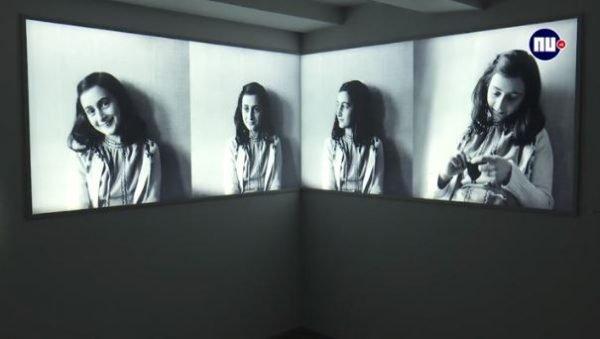 Eerste beelden vernieuwde Anne Frank Huis in Amsterdam