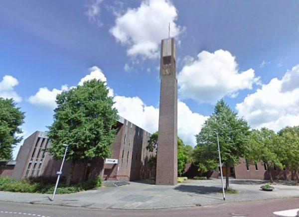 Kerkcentrum De Voorhof in Biddinghuizen