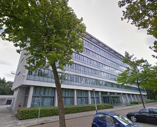 Het voormalig belastingkantoor aan de Gasthuisvelden in Breda