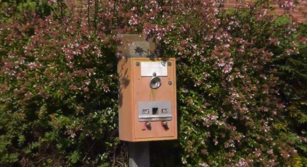 De 'vergeten' postzegelboekjesautomaat