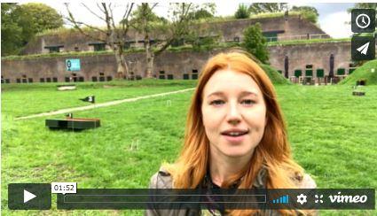 Vlog Elke Huiskens Beeld via Werkplaats Waterlinies