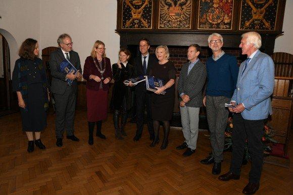 Presentatie van het boek 'Interieurs van het Binnenhof - Verscholen erfgoed in beeld'