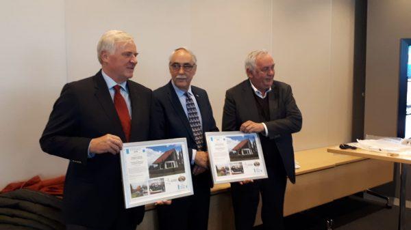 Pluim voor vrijwilligers Gemaal Papekop en Diemerbroek