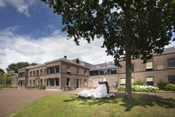 De gevangenis Wolvenplein in Utrecht gaat binnenkort in de verkoop