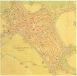 Een kaart van Jacob van Deventer van Utrecht