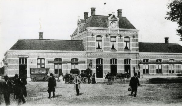 Voormalig station Gorinchem Foto: Regionaal