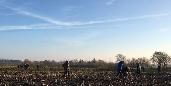 De zoektocht naar neanderthalersporen in Nordfriesland