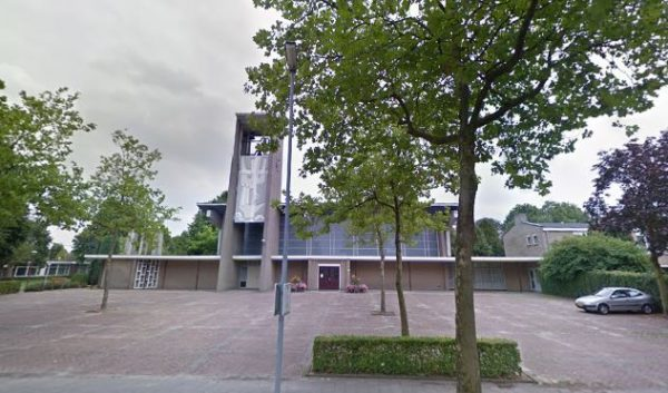 De Sint Jozefkerk in Someren-Heide