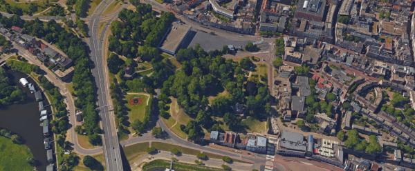 Valkhofpark, Nijmegen