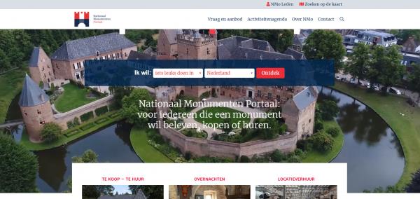 Nationaal Monumenten Portaal (NMP)