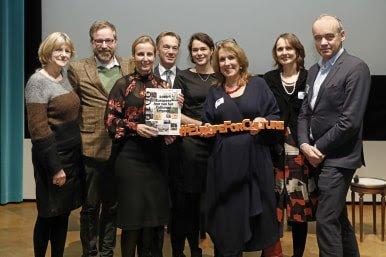 Marianne Versteegh, Anouk Fienieg, Karel Loeff, Barbera Wolfensberger, Wim Pijbes, Mirjam Blott, Flora van Regteren Altena, Cees de Graaff.
