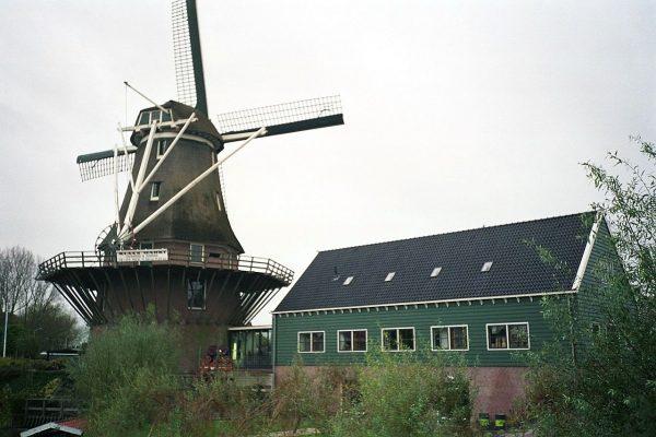 Molen van Sloten, Amsterdam