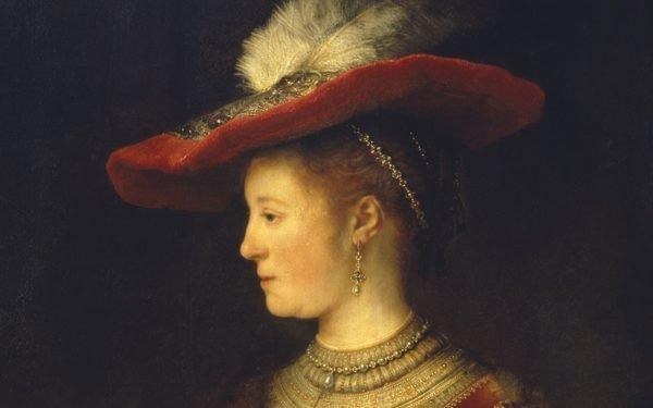 Saskia rembrandt