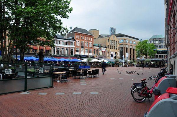 De Markt in Eindhoven