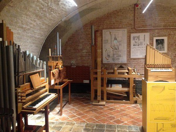 Het Nationaal Orgelmuseum in Elburg