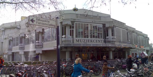 Muziekcentrum Vredenburg in Utrecht (2007)