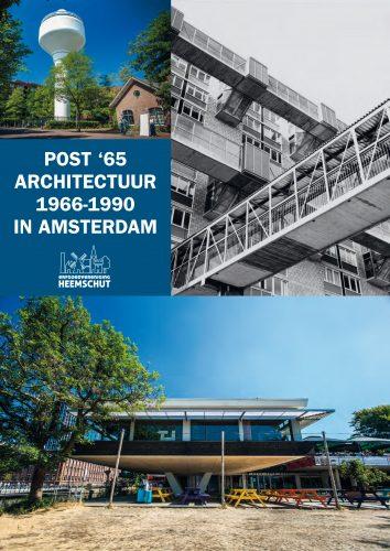 Post '65 Architectuur 1966-1990 in Amsterdam