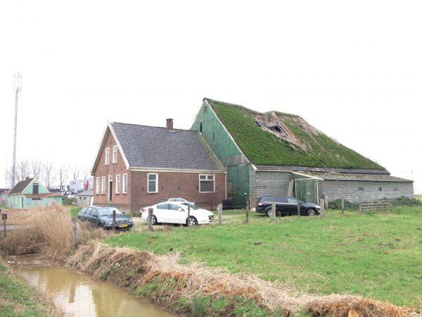 Boerderij Industrieweg 30 te Mijdrecht