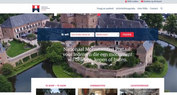 Nationaal Monumenten Portaal