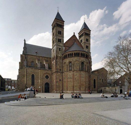 De Sint-Servaasbasiliek in Maastricht