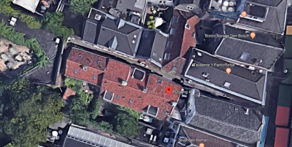 Putgang 4, Den Bosch