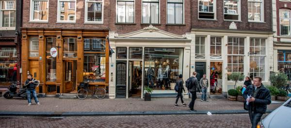 Winkepuien Reestraat, Amsterdam