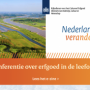 Vierde aflevering e-zine Nederland veranderd/t online