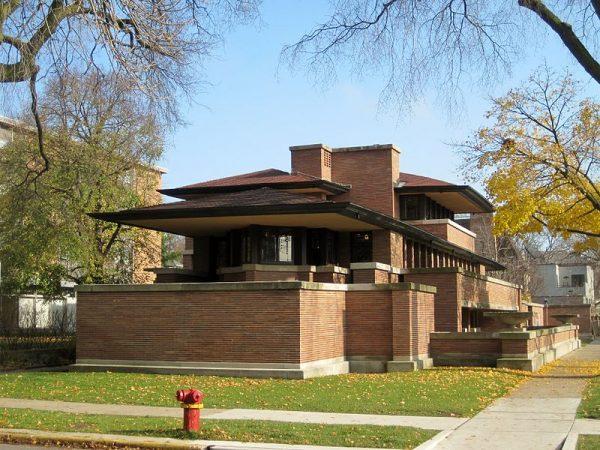 Het Robie House van Frank Lloyd Wright