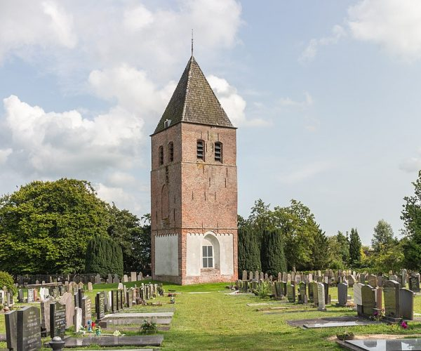 Toren van Westermeer in Joure