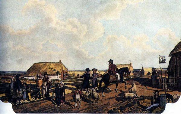 Een kolonistenwoning in Willemsoord (1850)
