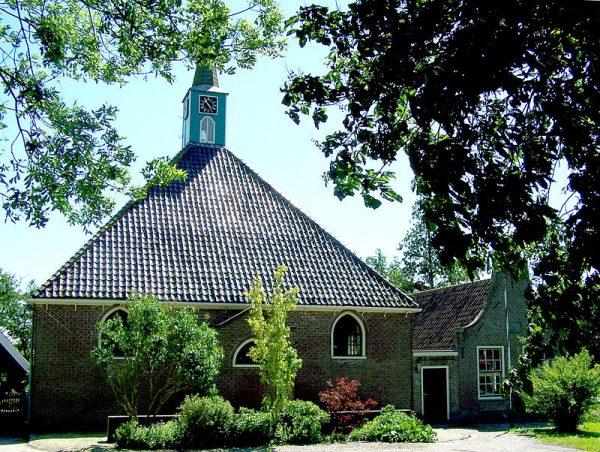 Het Zwarte Kerkje in Zuidschermer (2009)