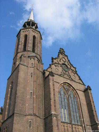 De Catharijnekerk in Utrecht