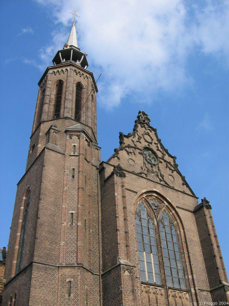 Verkoop Utrechtse Catharinakathedraal aan Museum Catharijneconvent dichtbij