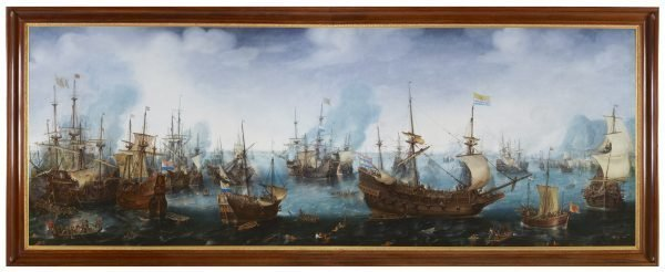 Zeeslag van Gibraltar,