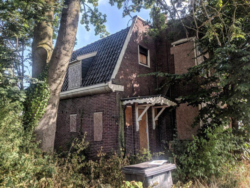 Woonhuis van Michel de Klerk, Uithoorn