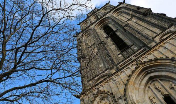 De Martinitoren in Groningen