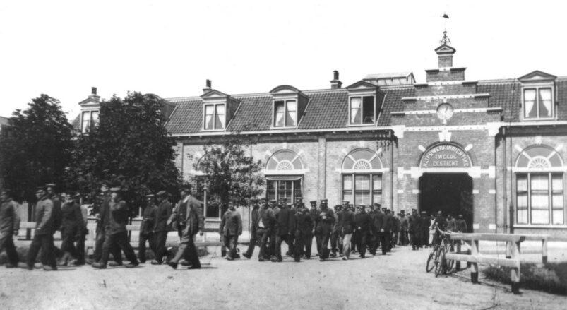 Het Tweede Gesticht in Veenhuizen