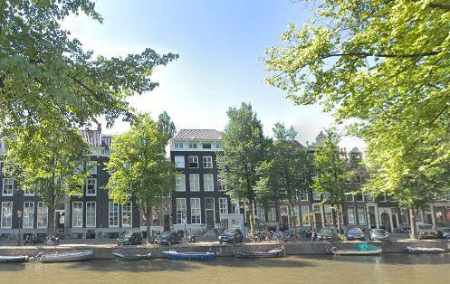 De Keizersgracht in Amsterdam