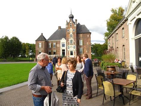 Kasteel Cannenburch, Veluwe