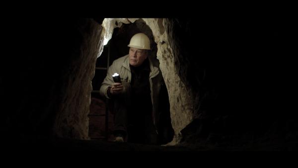 Screen van eerste aflevering van 'De Vondst'.