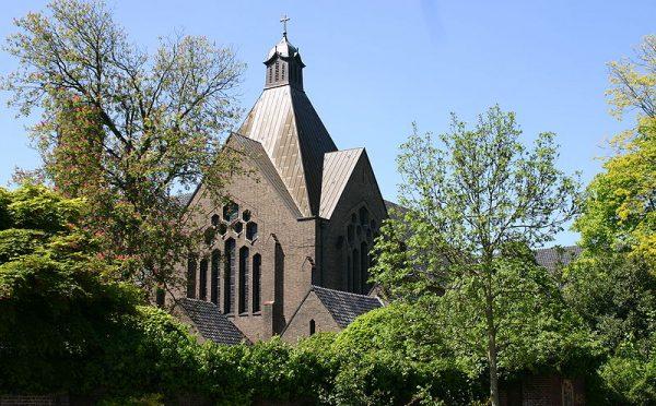 Kapel van het klooster Mariadal in Roosendaal