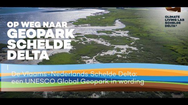 De Vlaams-Nederlandse Scheldedelta: een UNESCO Global Geopark in wording