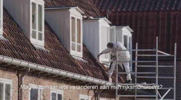 Beeld: still uit video Rijksdienst voor het Cultureel Erfgoed via YouTube