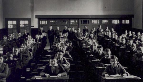 In de studiezaal van Beekvliet, Sint-Michielsgestel