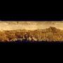 Openbare restauratie schilderij 'Gezicht op de ruïnes van Palmyra' in het Allard Pierson