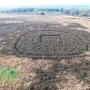 Archeologisch onderzoek kan betekenis mysterieuze structuur op Mookerheide niet verklaren