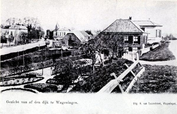Grebbedijk 6A, Wageningen