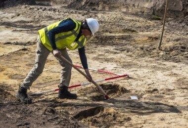 Archeologisch veldonderzoek