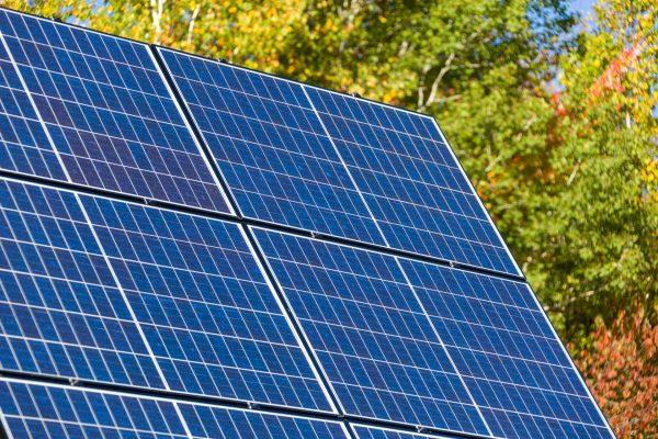Referentiebeeld: zonnepanelen